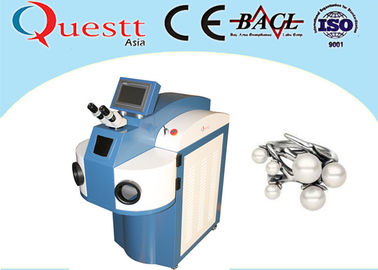 60 - 120 J Jewelry Laser Welding Machine for Gold, Silver, Steel CE Certificate